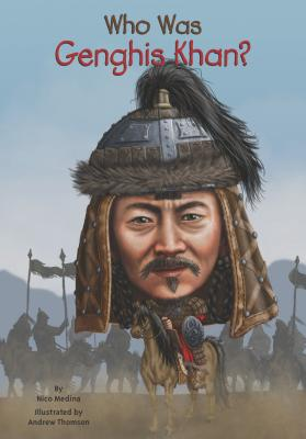 Who Was Genghis Khan? (Paperback or Softback): Medina, Nico