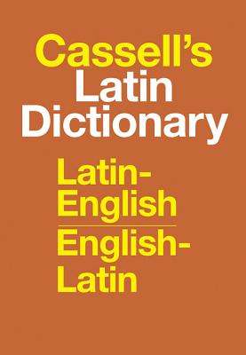 Cassell's Latin Dictionary: Latin-English, English-Latin (Hardback or: Simpson, D. P.