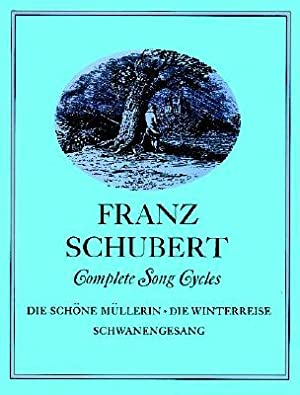 Complete Song Cycles (Paperback or Softback): Schubert, Franz