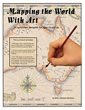 Mapping the World with Art (Paperback or: McHenry, Ellen Johnston