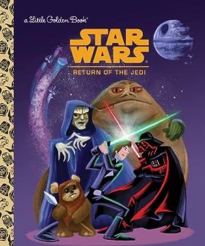 Star Wars: Return of the Jedi (Hardback: Smith, Geof