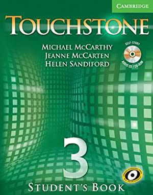 Touchstone Level 3 [With CDROM and CD]: McCarthy, Michael