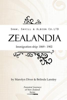 Shaw, Savill & Albion Co's Zealandia: Immigration: Diver, Marolyn