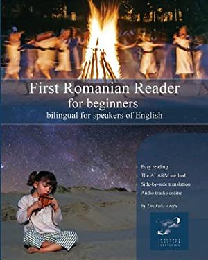 First Romanian Reader for Beginners (Paperback or: Arefu, Drakula