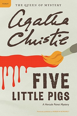 Five Little Pigs (Paperback or Softback): Christie, Agatha