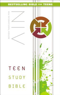 Teen Study Bible-NIV (Hardback or Cased Book): Richards, Lawrence O.