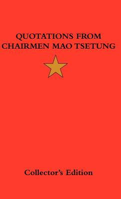 Quotations from Chairman Mao Tsetung (Hardback or: Tse-Tung, Mao