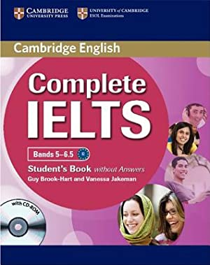 Complete Ielts Bands 5-6.5 Student's Book Without: Brook-Hart, Guy