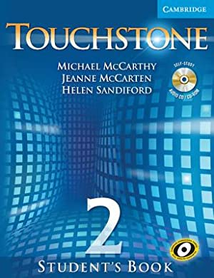 Touchstone, Level 2 [With CDROM] (Mixed Media: McCarthy, Michael J.
