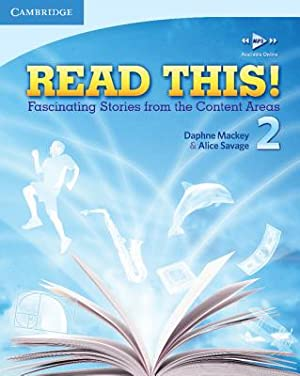 Read This! Level 2 Student's Book: Fascinating: Mackey, Daphne
