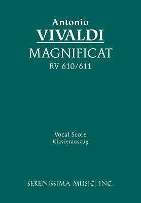 Magnificat, RV 610/611 - Vocal Score (Paperback: Vivaldi, Antonio