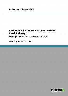 Successful Business Models in the Fashion Retail: Pahl, Nadine