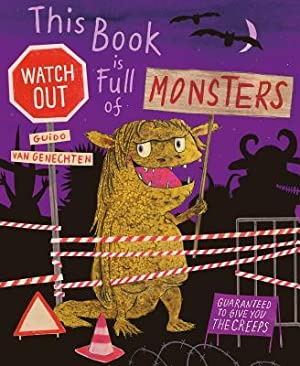 This Book Is Full of Monsters (Hardback: Clavis Publishing