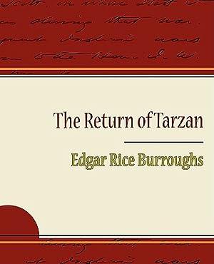 The Return of Tarzan (Paperback or Softback): Burroughs, Edgar Rice
