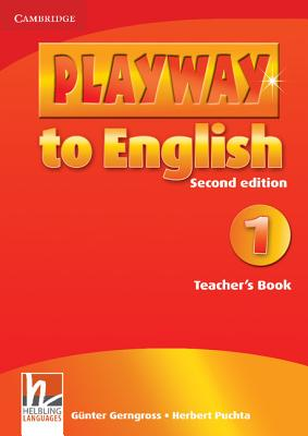 Playway to English, Level 1 (Paperback or: Gerngross, Gunter