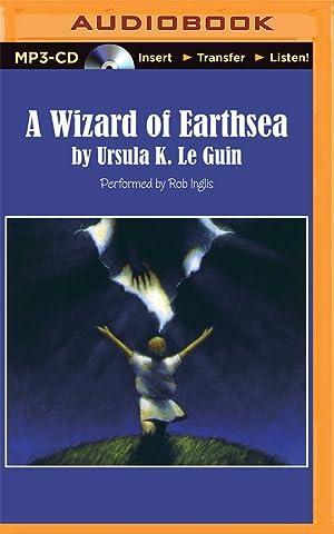 A Wizard of Earthsea (MP3): Guin, Ursula K.