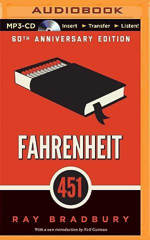Fahrenheit 451 (MP3): Bradbury, Ray D.