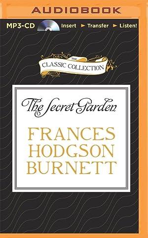The Secret Garden (MP3): Hodgson Burnett, Frances