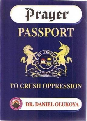 Prayer Passport (Leather / Fine Binding): Olukoya, Dr D.