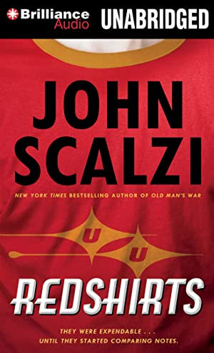 Redshirts (CD): Scalzi, John