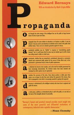 Propaganda (Paperback or Softback): Bernays, Edward