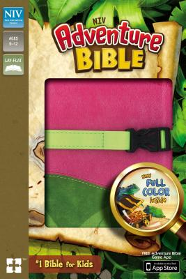 Adventure Bible, NIV (Hardback or Cased Book): Richards, Lawrence O.