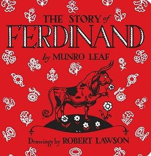 The Story of Ferdinand (Board Book): Leaf, Munro