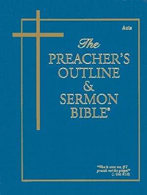 Preacher's Outline & Sermon Bible-KJV-Acts (Paperback or: Worldwide, Leadership Ministries