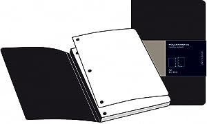 Moleskine Folio Professional Plain Pad Letter (Hardback: Moleskine