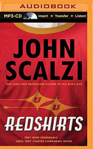 Redshirts (MP3): Scalzi, John