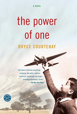 The Power of One (Hardback or Cased: Courtenay, Bryce