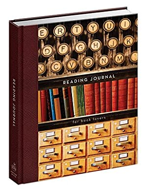 Reading Journal: For Book Lovers (Hardback or: Potter Style