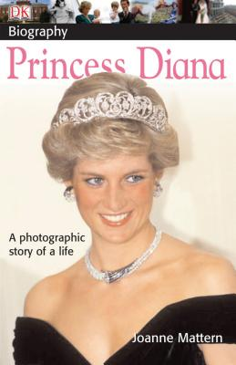 Princess Diana (Paperback or Softback): DK Publishing