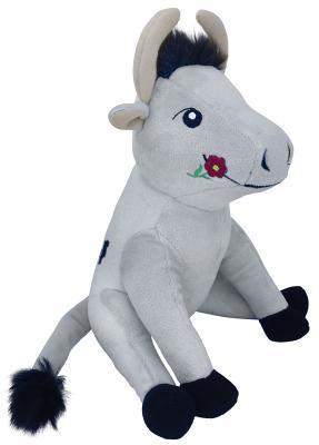 """Ferdinand the Bull Doll: 8.5"""" Seated (Soft: Leaf, Munro"""