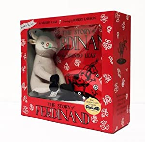 Ferdinand Book and Toy Set (Mixed Media: Leaf, Munro