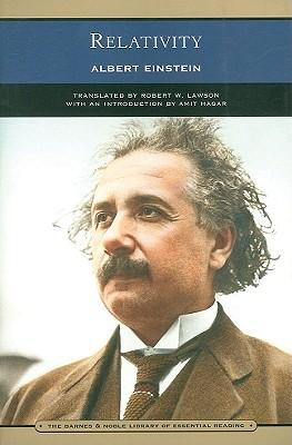 Relativity: The Special and the General Theory: Einstein, Albert