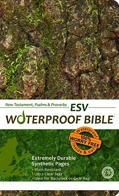Waterproof New Testament with Psalms and Proverbs-ESV-Tree: Bardin &. Marsee