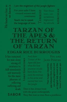 Tarzan of the Apes & the Return: Burroughs, Edgar Rice