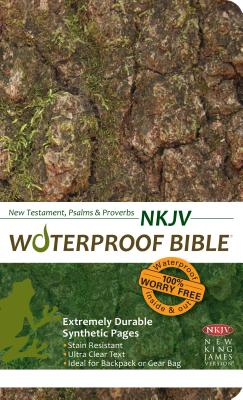 Waterproof New Testament Psalms and Proverbs-NKJV (Paperback: Bardin &. Marsee