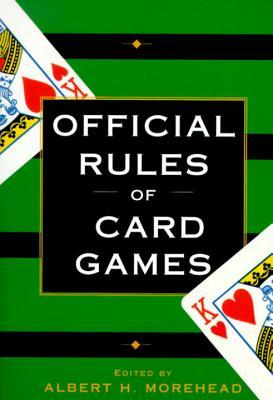 Official Rules of Card Games (Paperback or: Moorehead, Albert H.