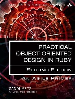 Practical Object-Oriented Design: An Agile Primer Using: Metz, Sandi