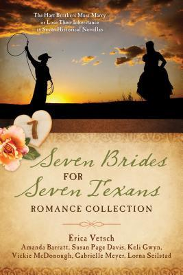 Seven Brides for Seven Texans Romance Collection: Barratt, Amanda