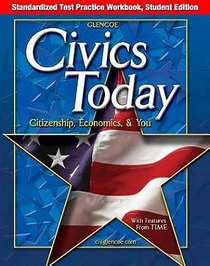 Civics Today Standardized Test Skills Practice Workbook: McGraw-Hill Education