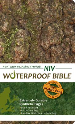 Waterproof New Testament Psalms and Proverbs-NIV (Paperback: Bardin &. Marsee