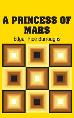 Burroughs Princess Of Mars Hardcover Seller Supplied Images
