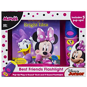 Disney Minnie Mouse - Best Friends Pop-Up: Phoenix