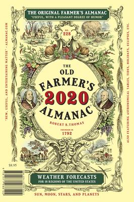 The Old Farmer's Almanac 2020 (Paperback or: Old Farmer's Almanac