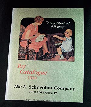 Toy Catalogue 1930