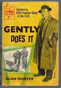 Gently Does It (Corgi edition): Hunter, Alan
