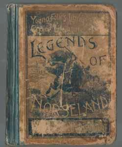 Legends of Norseland (Young Folks' Library of: Pratt, Mara L.